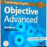 Objective Advanced 2015 Workbook with Answers with Audio CD 4th Edition - Certificare
