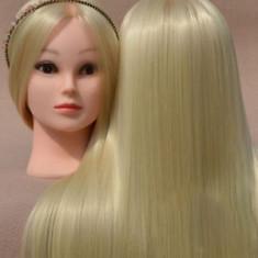 Cap practica coafor manechin blond