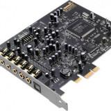 Placa de sunet Creative Sound Blaster Audigy RX, PCI express