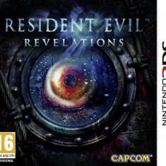 Jocuri Nintendo 3DS - Joc consola Nintendo Resident Evil Revelations pentru 3DS