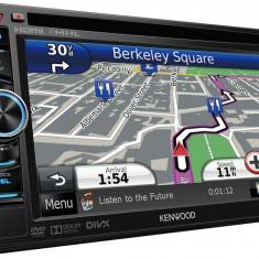 CD Player MP3 auto - Sistem auto Kenwood DNX-4250BT