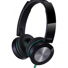 Casti Panasonic RP-HXS400E-K, headset, negre - Casti PC