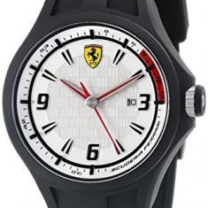 Ferrari Men's 0830001 Pit Crew   100% original, import SUA, 10 zile lucratoare a12107 - Ceas barbatesc Ferrari, Quartz