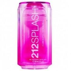 Carolina Herrera 212 Splash 2008 EDT Tester 60 ml pentru femei - Parfum femeie Carolina Herrera, Apa de toaleta