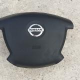 Airbag volan Nissan Primera P12 stare FOARTE BUNA - Airbag auto, PRIMERA (P12) - [2002 - 2013]