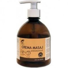 Crema de Masaj Anticelulitica 500gr Medica - Crema Anticelulitica