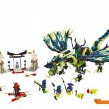 LEGO® Ninjago™ Lupta robotului titan - 70737