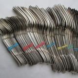 Lot 74 tacamuri vechi alpaca argintata lingurite furculite cutite placate argint