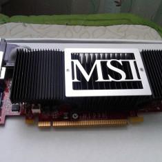 PLACA VIDEO PCI-E MSI 8400GS 512MB/64BITI IMPECABILA, PCI Express, Intel