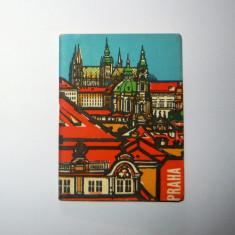 Brosura Praga - limba franceza - vintage - 2+1 gratis - RBK8327