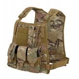 Vesta Plate Carrier Harness Multicamo - Echipament Airsoft