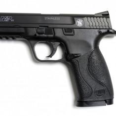 Replica CyberGun S&W M&P40 metal slide CO2 NBB arma airsoft pusca pistol aer comprimat sniper shotgun