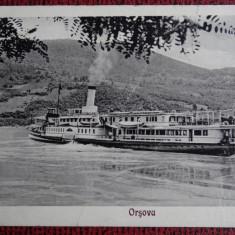Carte postala - Orsova - Carte Postala Bucovina dupa 1918, Necirculata
