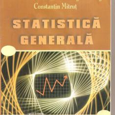 (C5903) STATISTICA GENERALA DE ALEXANDRU ISAIC-MANIU