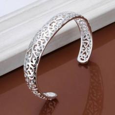 Bratara din argint - Bratara superba argint 925; marime reglabila