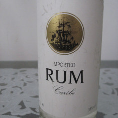 Rum - ron - rom - imported rum caribe, 70cl. 38%vol imported italy