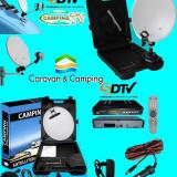 Antena tv Camping ,Rulota sau Camion M5