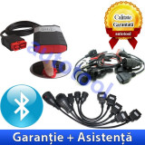 Tester Delphi DS150E cu Bluetooth + Cabluri turisme si camioane Autocom/Delphi - Tester diagnoza auto