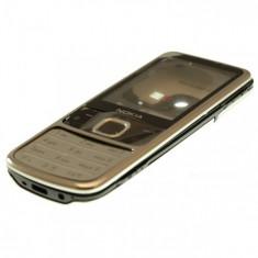 Carcasa Nokia 6700c silver originala