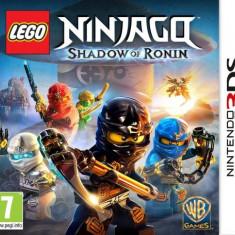 Jocuri Nintendo 3DS - LEGO Ninjago Shadow of Ronin 3DS