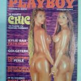 Revista barbati - Revista PLAYBOY - Chic - anul 2001 luna 09
