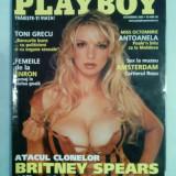 Revista barbati - Revista PLAYBOY - Antoanela - anul 2002 luna 10