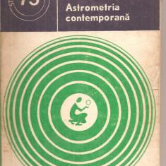 (C6013) ASTROMETRIA CONTEMPORANA DE ELLA MARCUS - Carte Astronomie