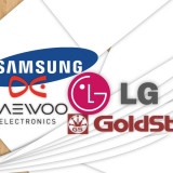 Televizoare Color Samsung, Daewoo, LG & Goldstar cu garanție de 3 LUNI - Televizor CRT