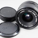 Obiectiv Canon FDn  28/2,8 montura canon FD