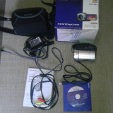 Camera video SONY DCR-35E, Hard Disk, CCD, 30-40x, 2 - 3
