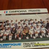 Foto   Olympique  Marseille 1991