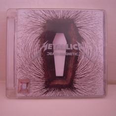Vand cd audio Metallica-Death Magnetic, original, raritate! - Muzica Rock universal records