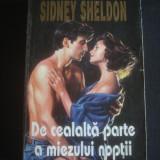 SIDNEY SHELDON - DE CEALALTA PARTE A MIEZULUI NOPTII