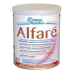 Lapte Praf Alfare Nestle 400gr Cod: 7613034815965