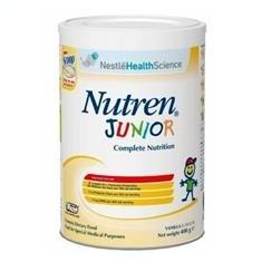 Nutren Junior Prebio Nestle 400gr Cod: 7613032995188