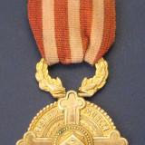Medalii Romania - Medalia RASPLATA MUNCEI PENTRU BISERICA