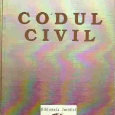 Corneliu Birsan - CODUL CIVIL - Carte Drept civil