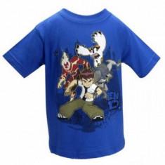 Figurina Desene animate - Tricou albastru Ben 10 4-6/6-8 ani