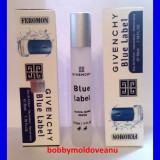 PARFUM BARBAT COLECTIA FEROMON GIVENCHY POUR HOMME BLUE LABEL 35ML - Parfum barbati