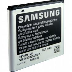 Baterie telefon Samsung, Samsung Galaxy S Advance, Li-ion, 1500mAh/5, 5Wh - Acumulator Baterie Samsung Galaxy S Advance i9070 EB535151VU