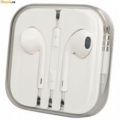 Casti iPhone 4 MD827ZM/A albe - Casti Telefon