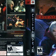 Joc original Devil May Cry 4 pentru consola Sony PS3 Playstation 3 - Jocuri PS3 Capcom, Actiune, Toate varstele, Multiplayer