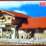 Gara Bad Bergh, Vollmer HO 3526, Scara HO(1:87) - Macheta Feroviara Alta, Accesorii