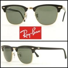 Ochelari de soare Ray Ban RB 3016 W0366 Clubmaster Club master, Unisex