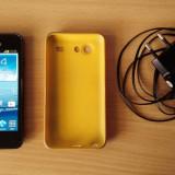 Samsung Galaxy S Advance GT-I9070 - Telefon mobil Samsung Galaxy S Advance, Negru, Vodafone