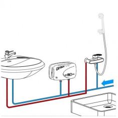 Incalzitor instant de apa Geyser Varianta In Line Combinata (dus+chiuveta) - Boiler, Electric