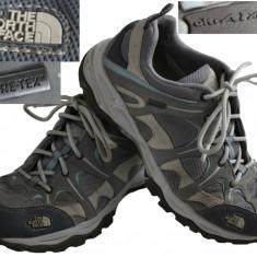 Adidasi The North Face, membrana Gore-Tex, dama, marimea 39 - Incaltaminte outdoor The North Face, Semighete, Femei