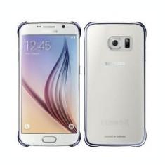 Husa plastic Samsung Galaxy S6 Clear EF-QG920BB Blister Originala - Husa Telefon