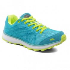 Pantofi de sport pentru dame Trespass Relayed Marine (FAFOTNK30002) - Adidasi dama Trespass, Marime: 38, Culoare: Albastru