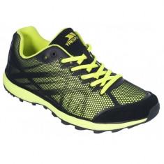 Pantofi sport barbatesti Trespass Diversion Black (MAFOTNK30002-B) - Pantofi barbati Trespass, Marime: 40, 41, 43, 44, 45, 46, Culoare: Negru